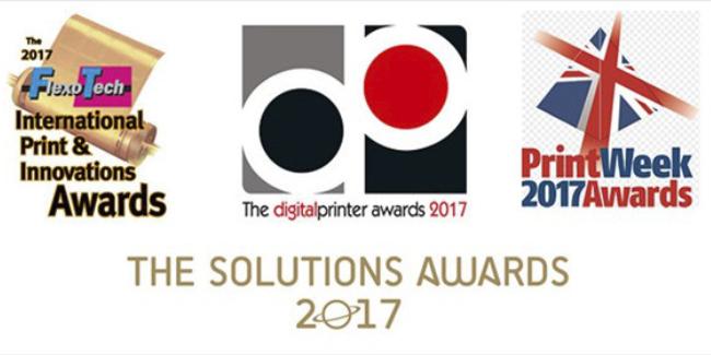 The digital printer awards 2017