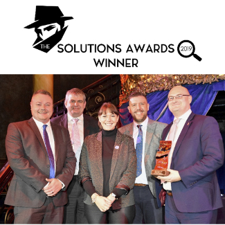 Solution awards 2019 winners photo