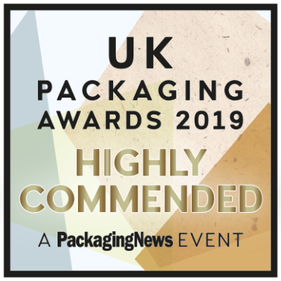 UK Packaging Highly Recommended Logo