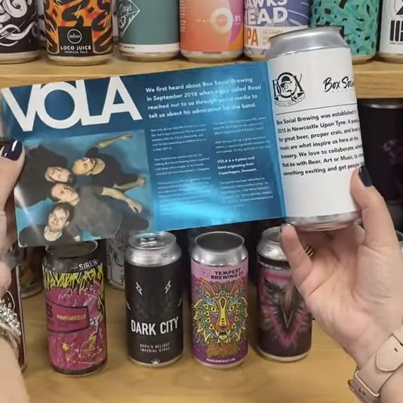Peel And Reveal Beer Labels