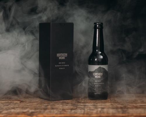 Tom joy beer label