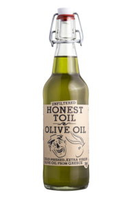 Honest Toil GREEN label