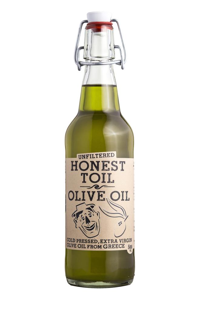 Honest Toil GREEN label