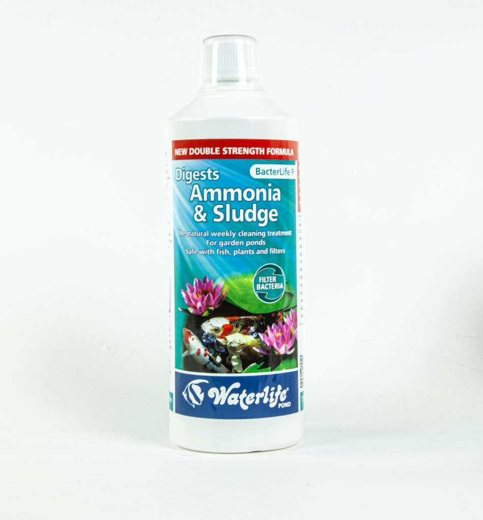 Ammonia and sludge labels