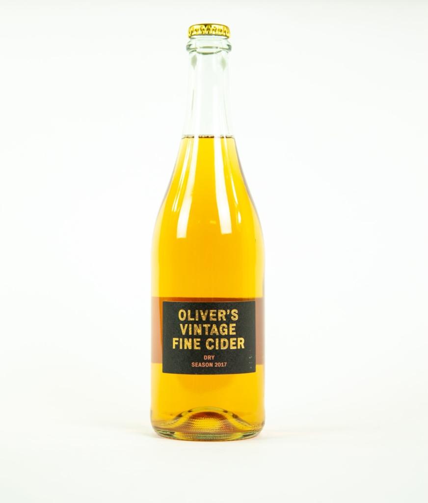 Labelled bottle