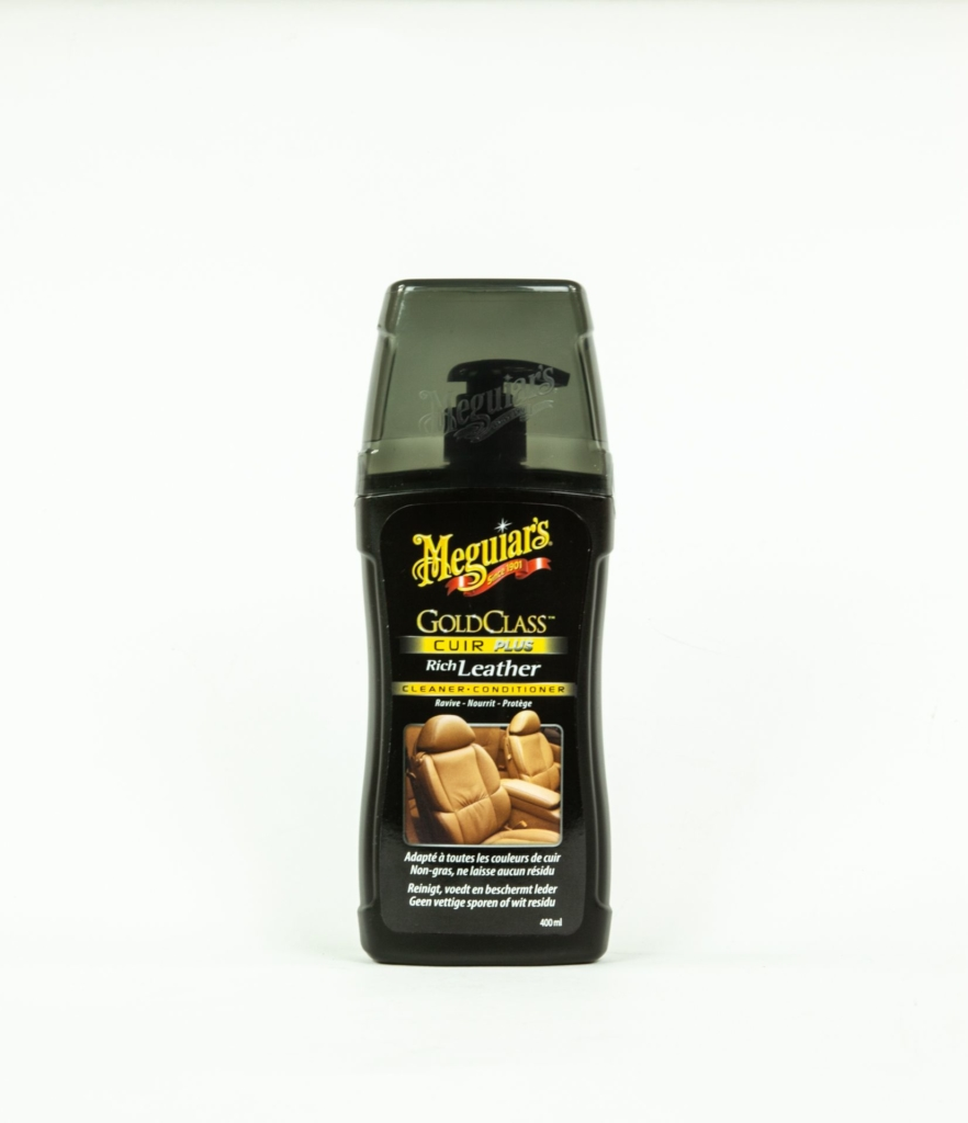 Labelled car care product