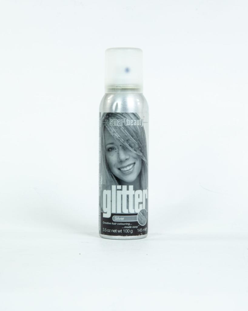glitter beauty label
