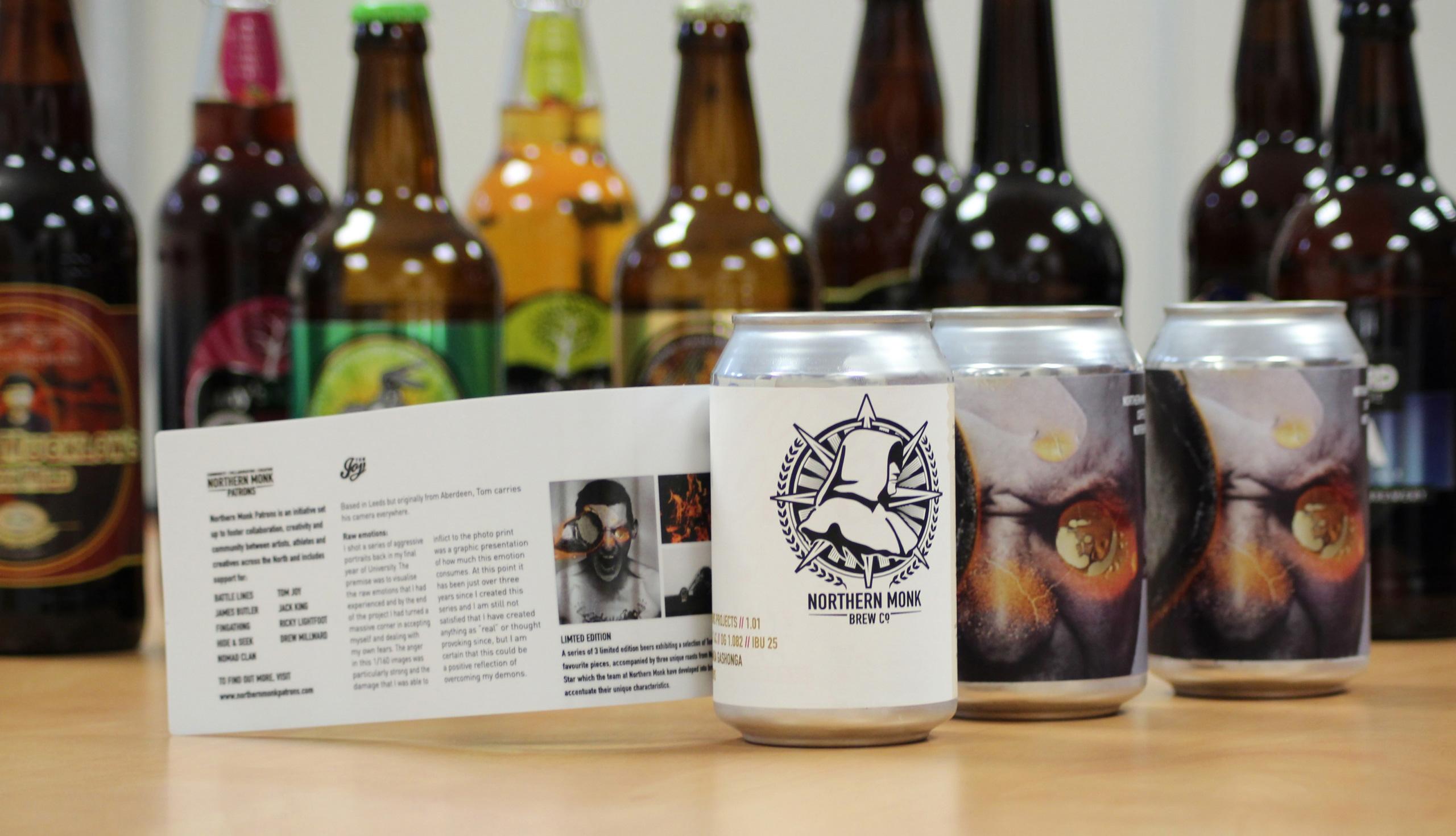 Northern Monk Label CS - Cider Labels Labels