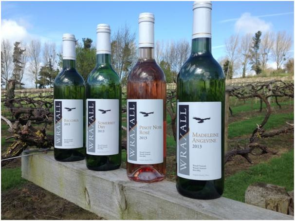 Wine Bottles CS Labels