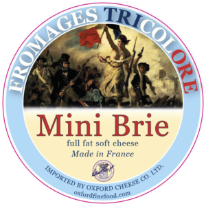 Mini Brie Label CS Labels