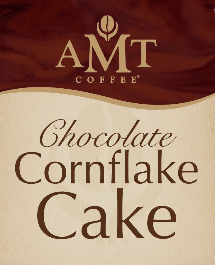Cornflake Cake Label CS Labels