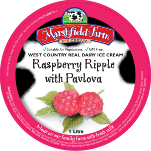 Ice Cream Label CS Labels