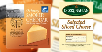 Cheese Labels CS Labels