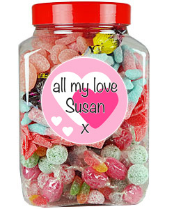 Sweets Label CS Labels