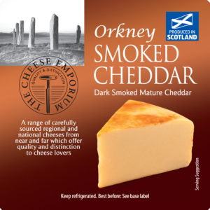 Cheese Label CS Labels