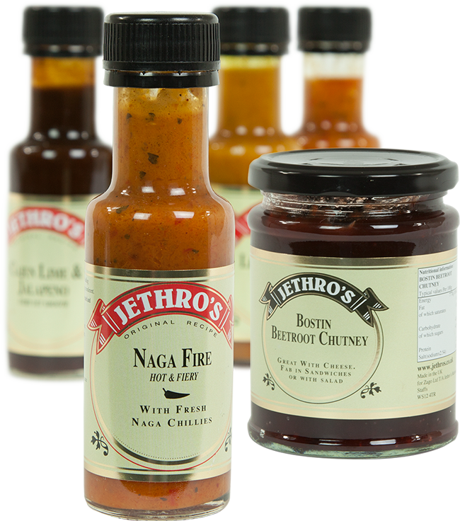 jethros product labels