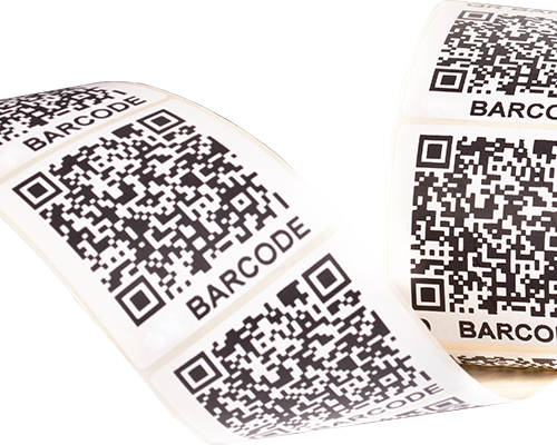 Security Responsive Barcode Labels