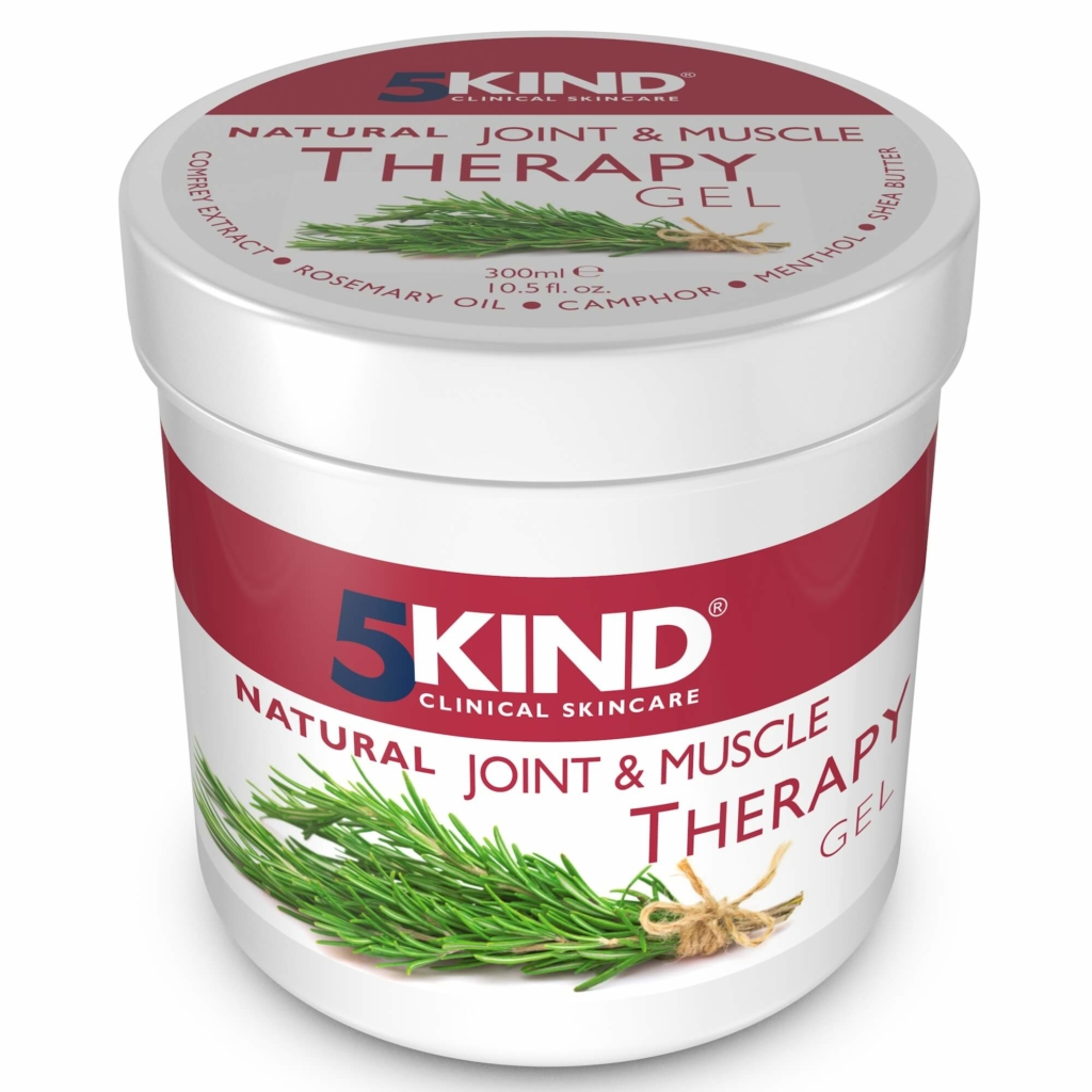 5 kind natural joint and muscle therapy