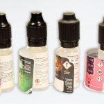 Vape liquid labels