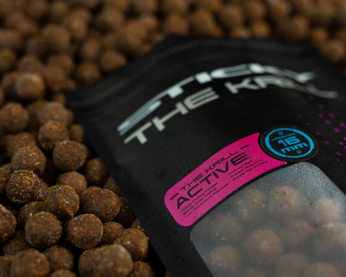The Krill Active - Pet Food Labels