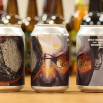 Northern Monk Can Labels - Craft Drinks Labels