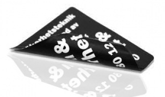 Peel And Reveal Label