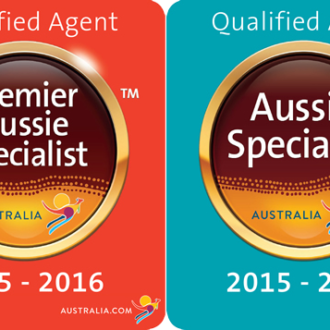 Window Decals CS Labels - Tourism Australia